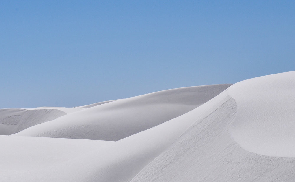 White Sands, New Mexico 2018