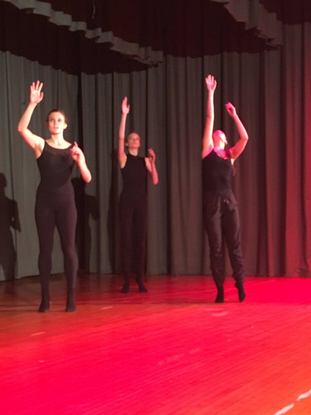 MCGD dancers take the stage at MS 57