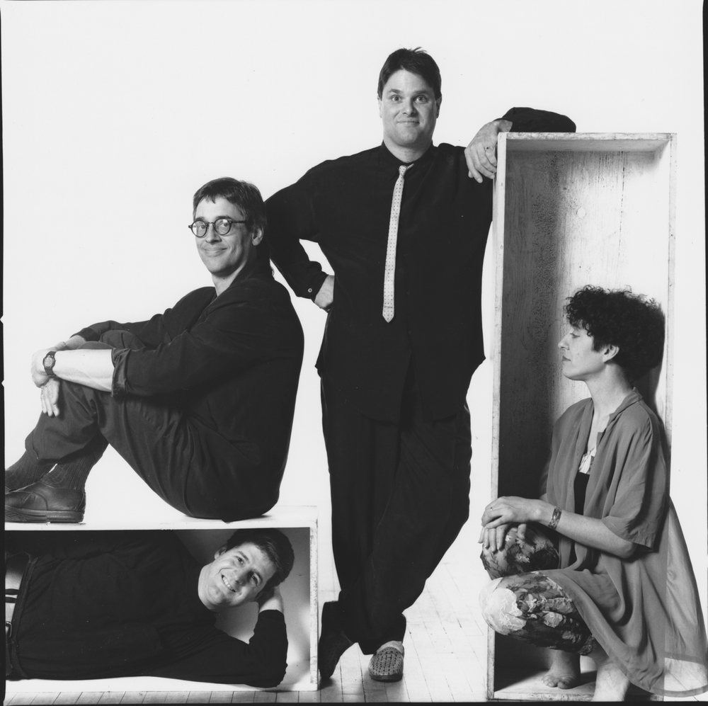 Joe, Richard, Matthew, Janie - photo: Lois Greenfield