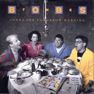 """Songs for Tomorrow Morning"" - 1988 itunes, cdbaby, Amazon"