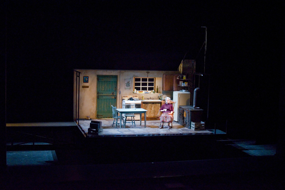 The Beauty Queen of Leenane , Purdue Theatre, 2012