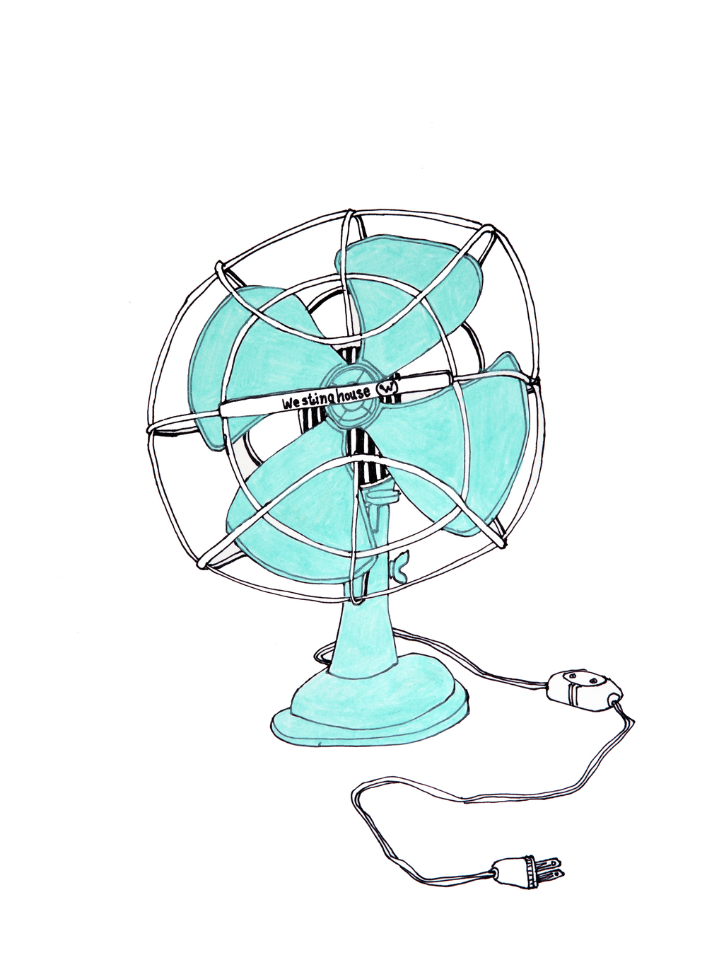 <i>Significant Object (Westinghouse fan)</i>