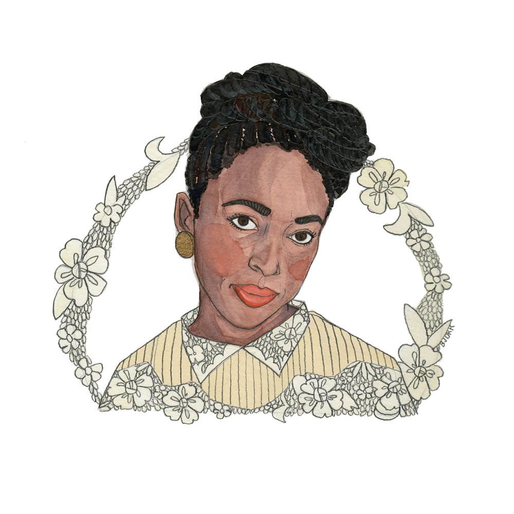 <i>Chimamanda Adichie</i>