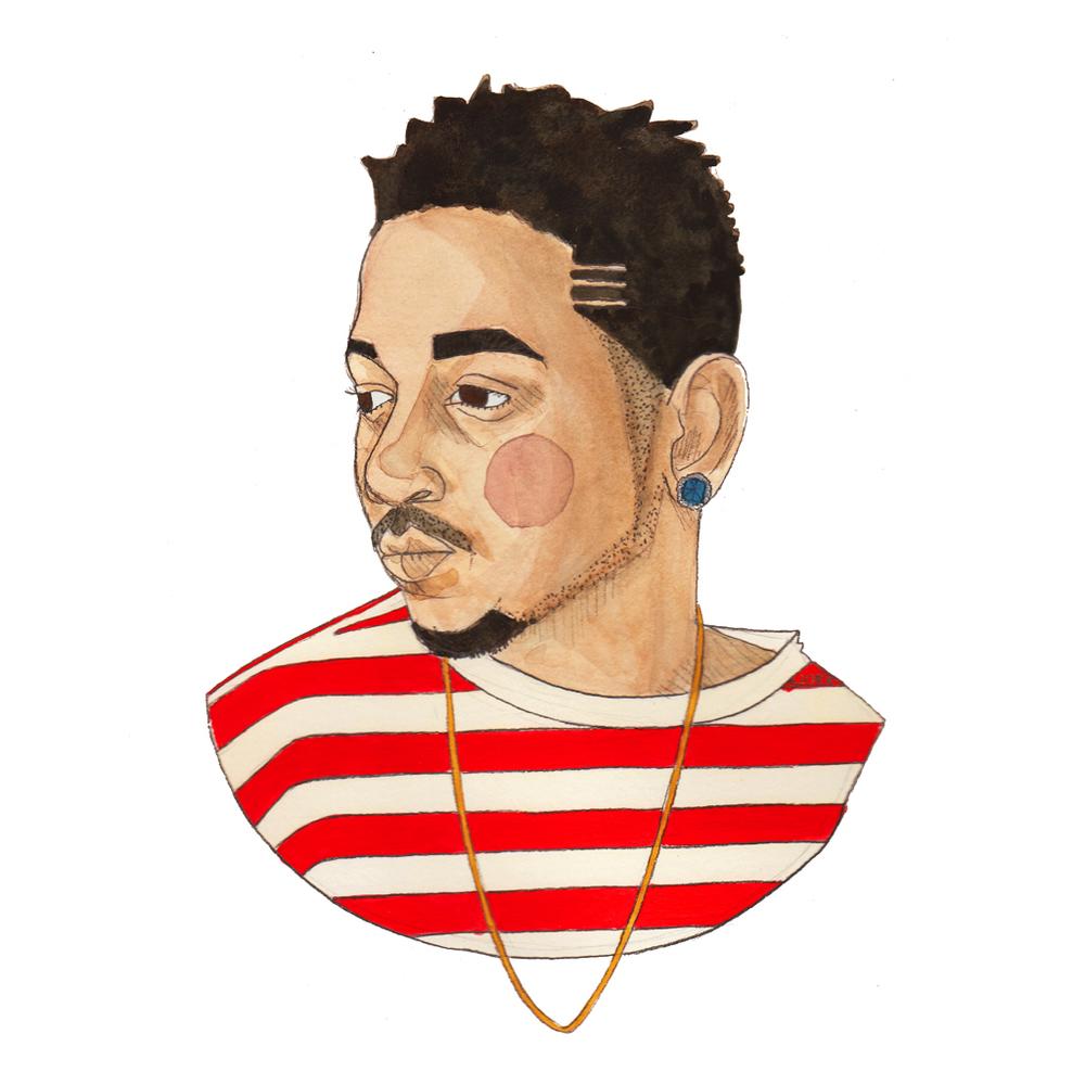 <i>Kendrick Lamar </i>