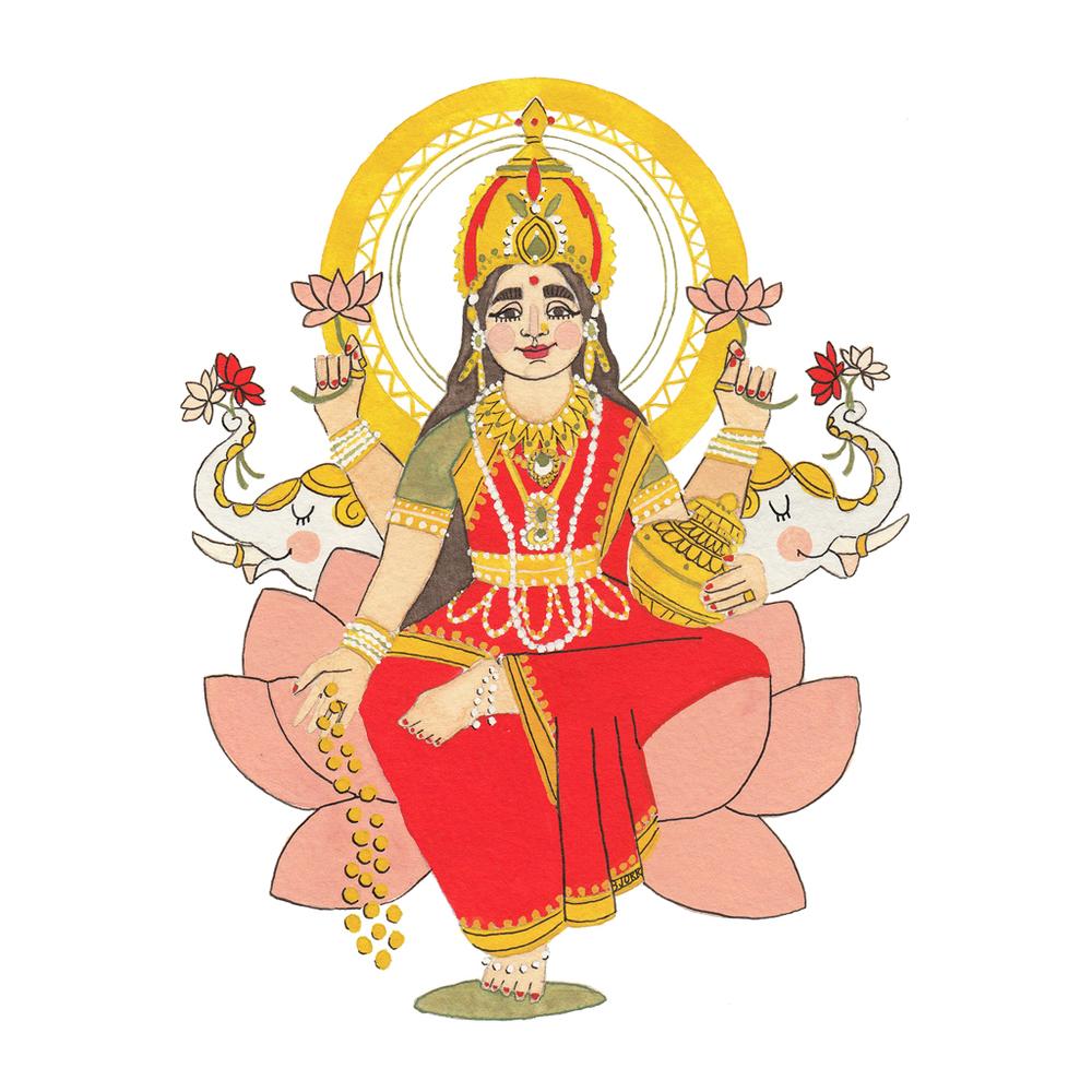 <i>Lakshmi</i>