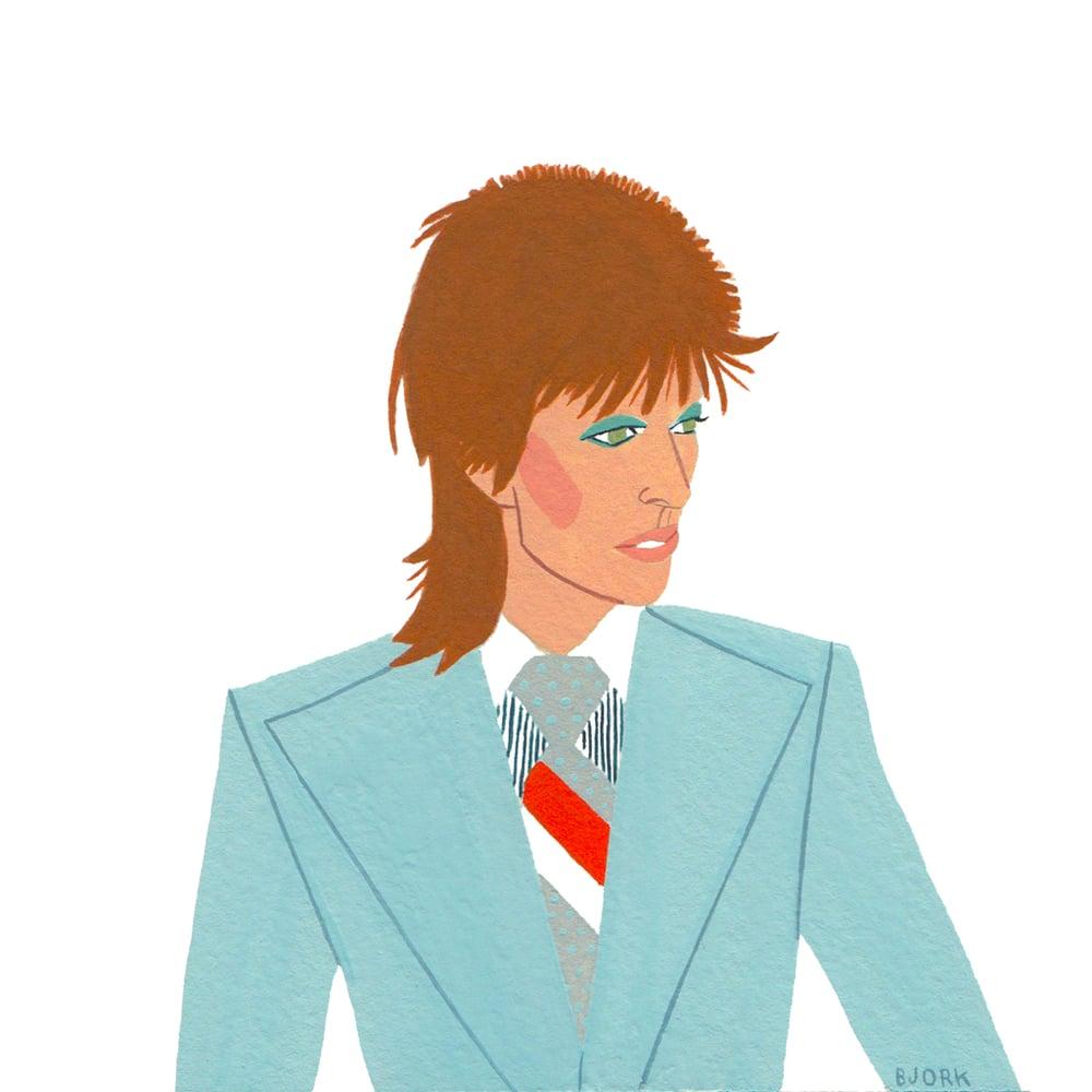 <i>Ziggy Stardust</i>