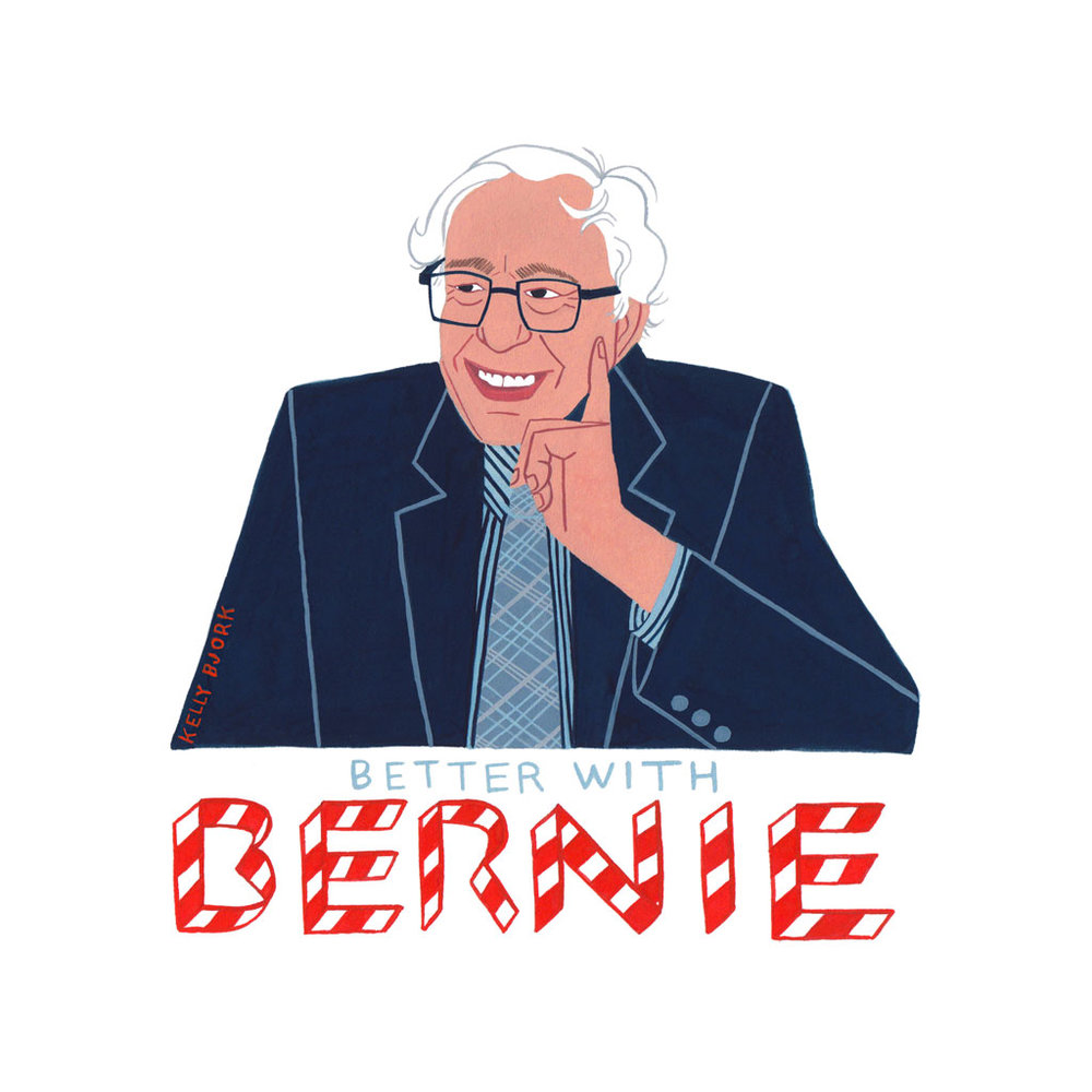 Better with Bernie 2016
