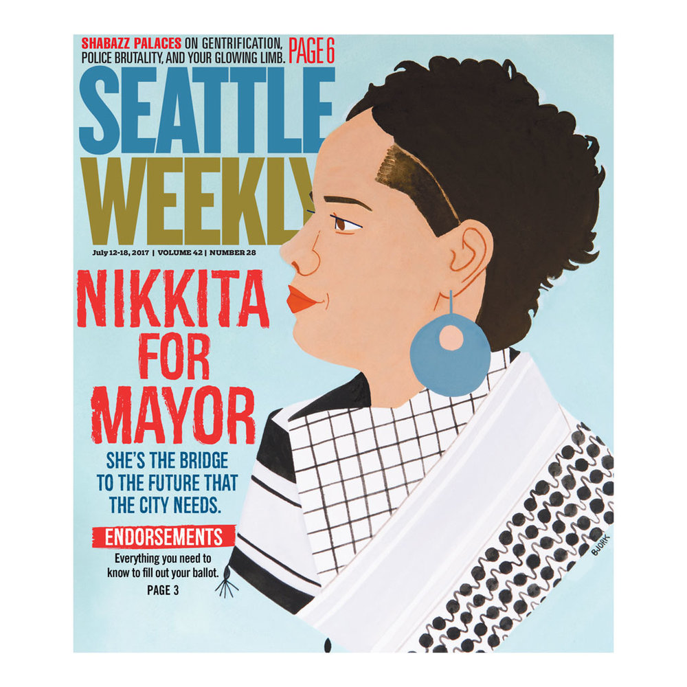 Seattle Weekly Volume 42, Issue 28 July 2017