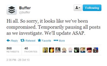 @Buffer on Twitter