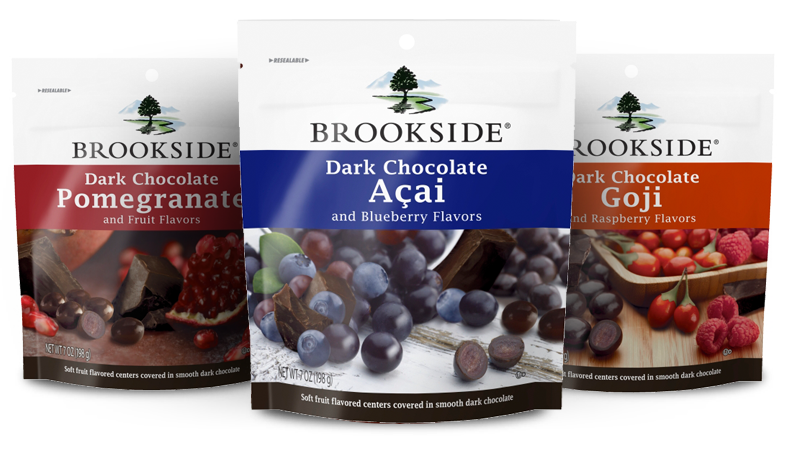 Photo Credit: Brookside Chocolates
