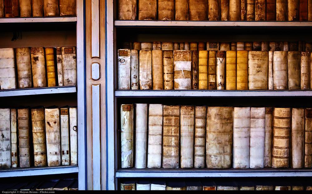 Books  by  Moyan Brenn  licensed under  CC by 2.0