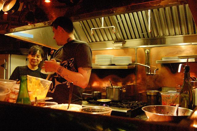 """Chef Rucker"" by stu_spivak is licensed under CC BY-SA 2.0"