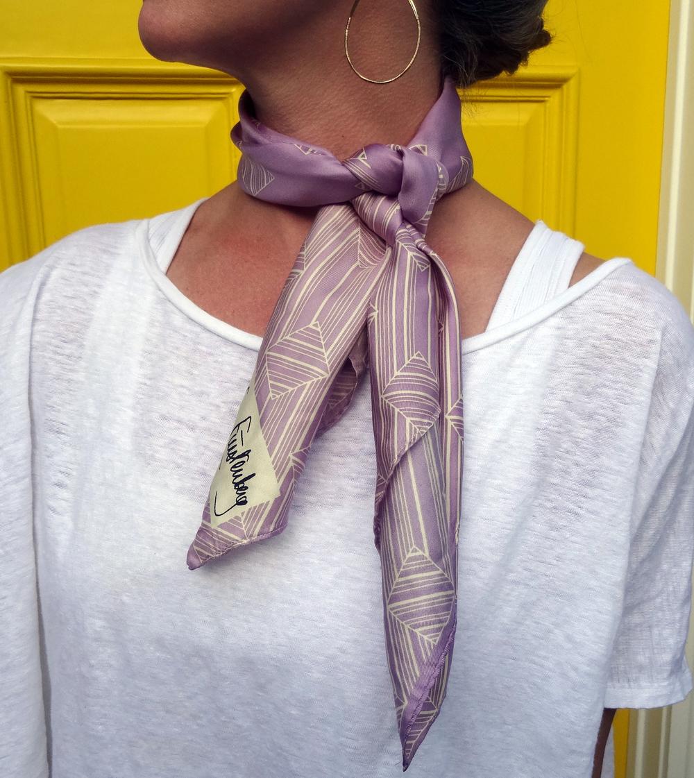 Vintage Diane Von Furstenburg scarf