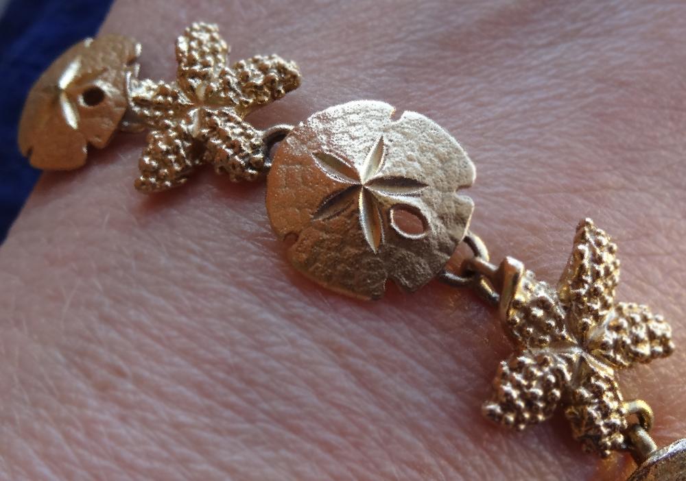 Mom's Sea-life Bracelet