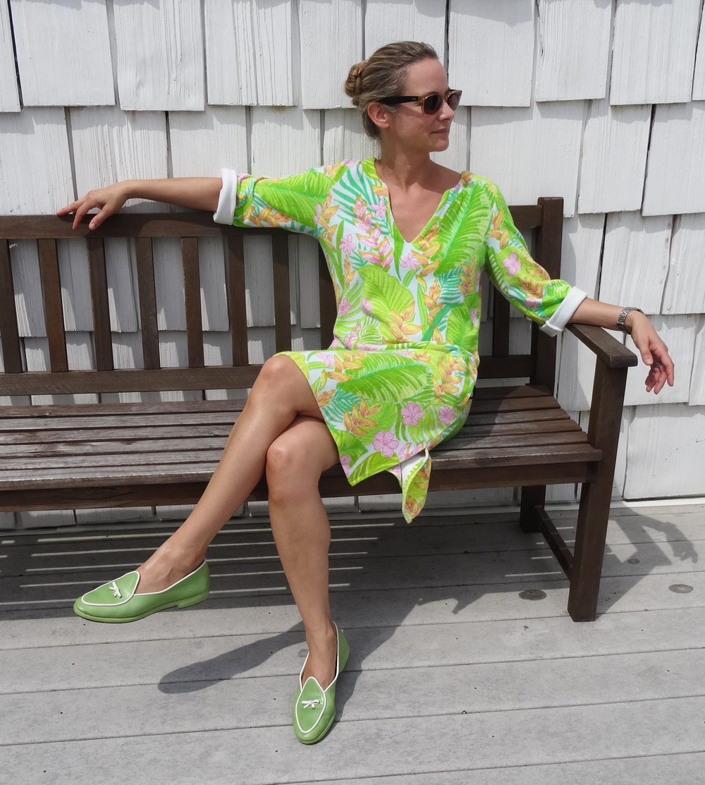 Terry Cloth Lilly Pullitzer Dress