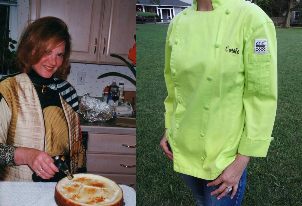 Mom's Chef Jacket