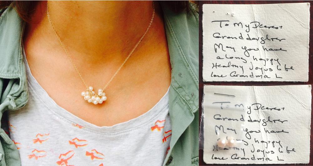Daisy's Pearls