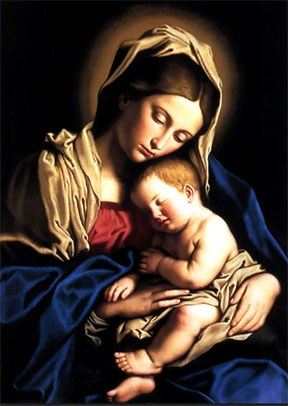 MaRY, MOTHER OF MERCY