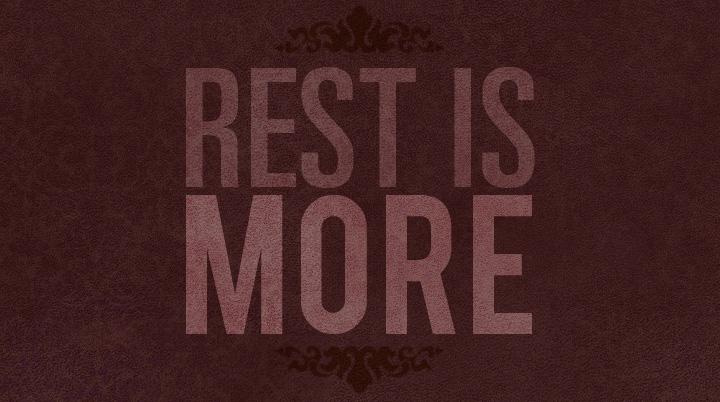 Sabbath Worship Through Rest Vrbc Refuge