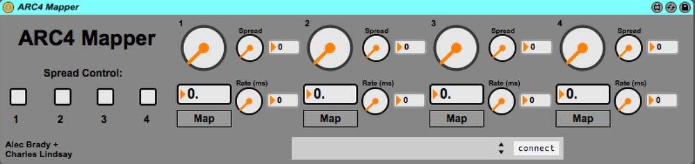 ARC4 Mapper - Interface
