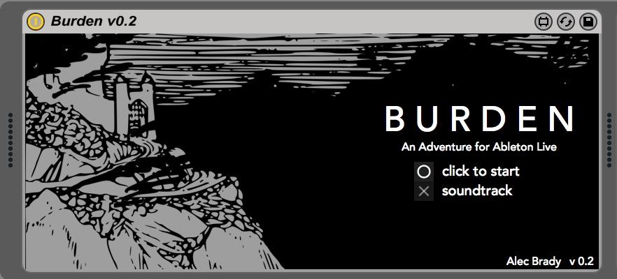 Burden - Interface