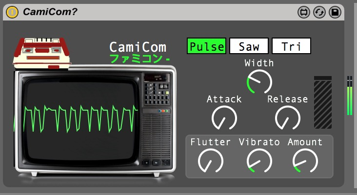 CamiCom - Interface