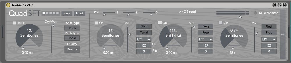 QuadSFT - Full Interface