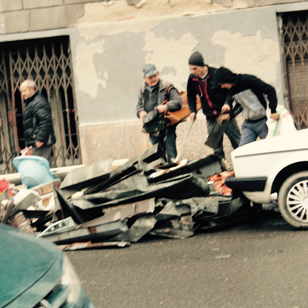 Pile #14, Barross Street