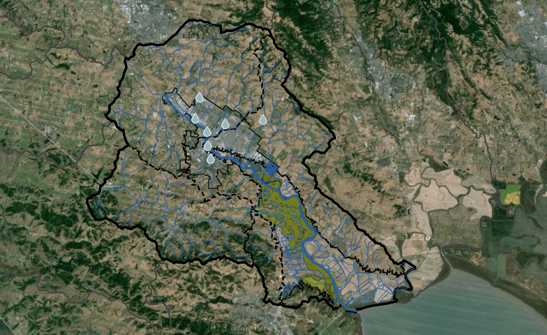 Interactive Watershed Atlas
