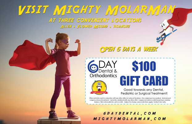 6Day Dental & Orthodontics