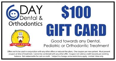 6 Day Dental & Orthodontics - Allen Texas
