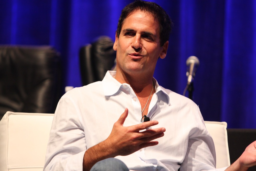 Mark Cuban: Billionaire Entrepreneur and owner of the Dallas Mavericks