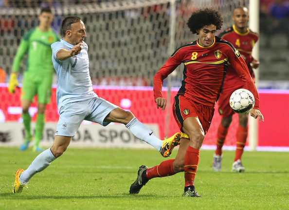 Marouane Fellaini will be needed for Belgium's success.