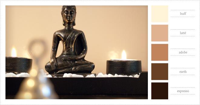Color Me Zen Three Little Words