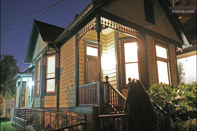 NW Victorian Home