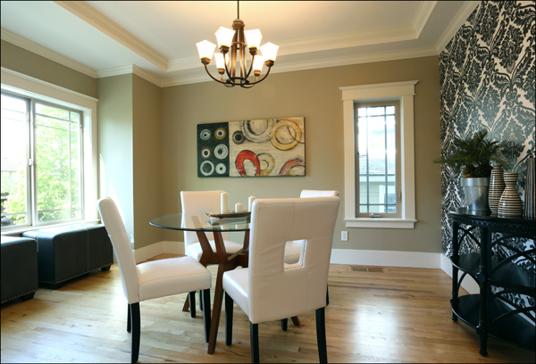 Formal dining room - main