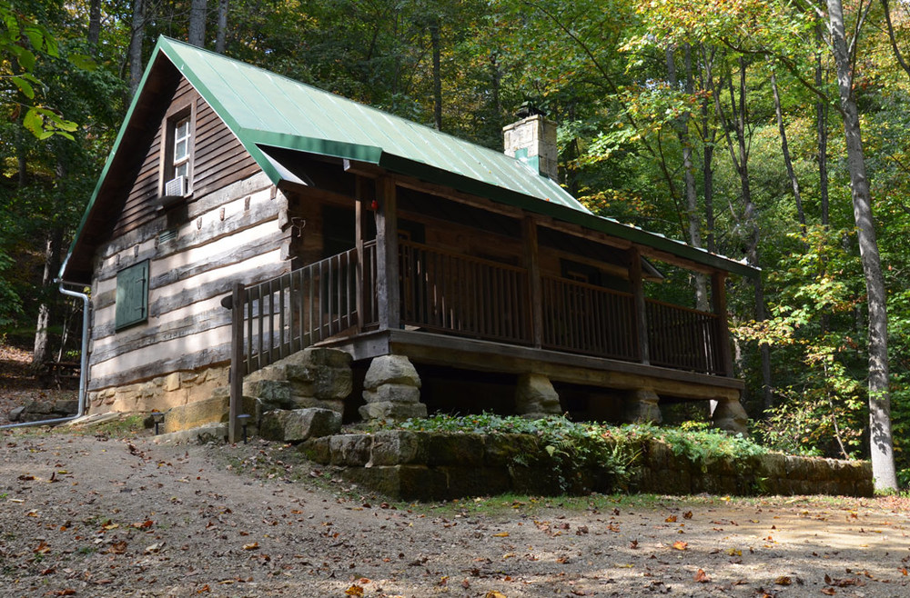 Superieur Are You Looking For A Cozy, Rustic, Completely Secluded Location For A  Weekend Stay? McCannu0027s Log Cabin, Nestled In A Private Area, Deep Within  The Woods, ...
