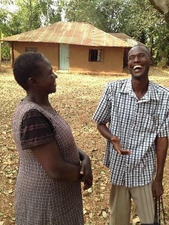 Tom Ogalo- Kenyan Missionary
