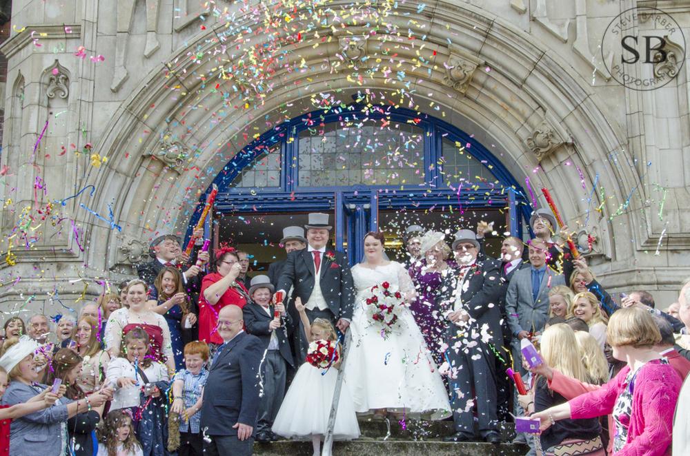 Natural-Confetti-Cannon-Wedding-Photography-London