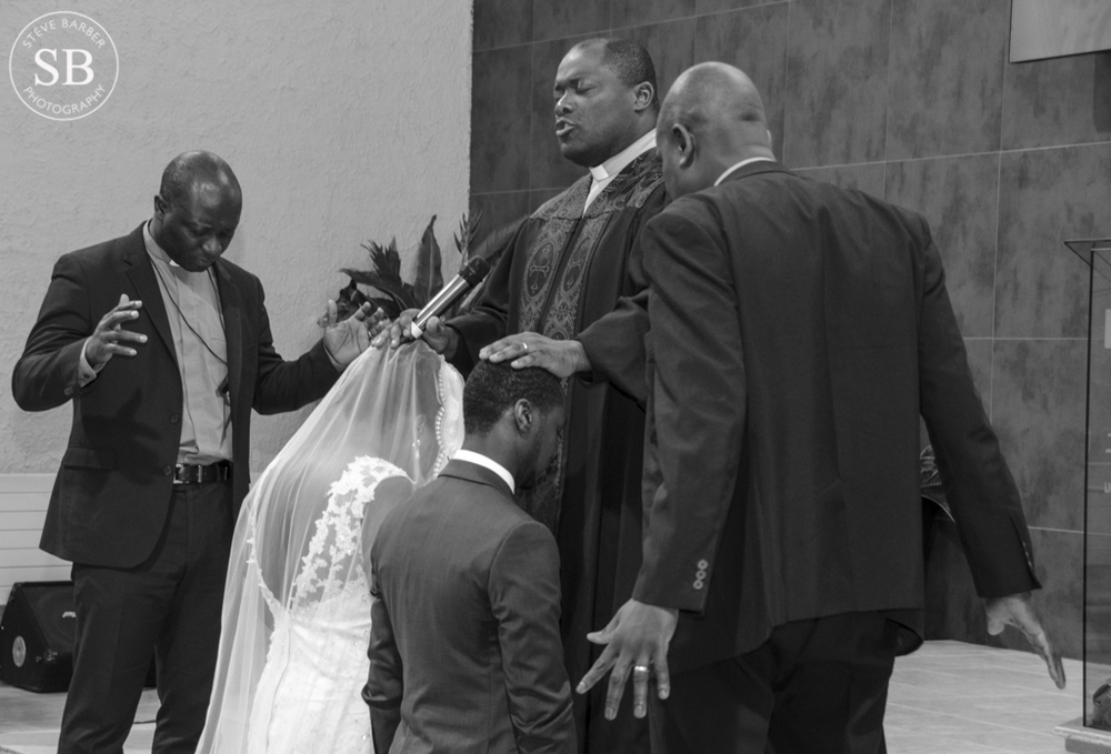 Christian-Church-Wedding-African