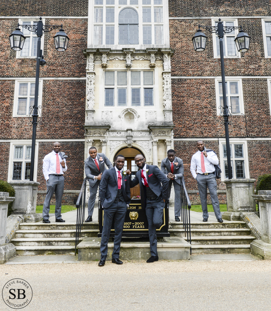 Groom-Ushers-Charlton House- london-Wedding