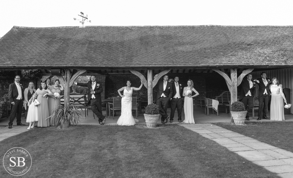 Winters barn-Wedding-Photography