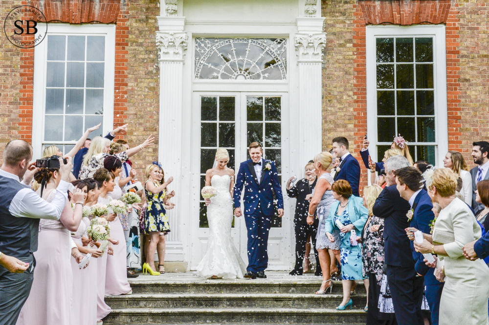 Bradbourne House-Weddings-Kent