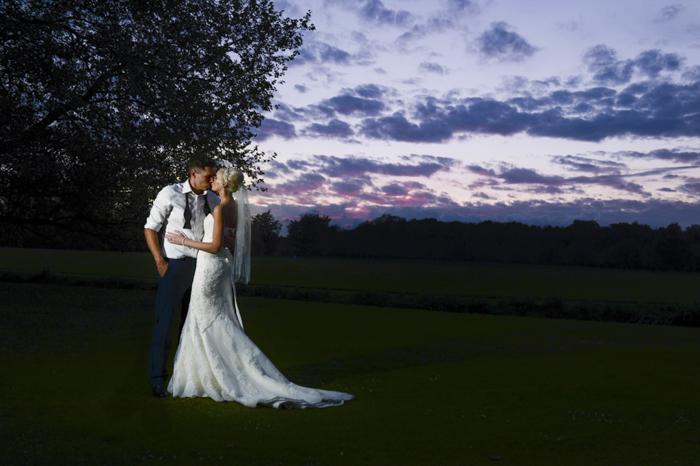bradbourne house wedding photographer