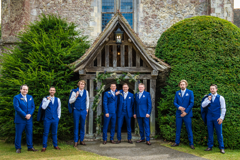 St Augustines Priory Wedding Photography-26.JPG