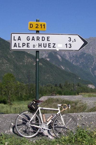 Alpe d'Huez, France
