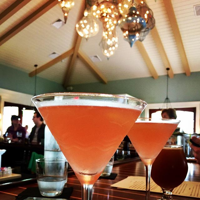 Tastes as pretty as it looks #tickledpink #ladiesmartininight #mothersday #family