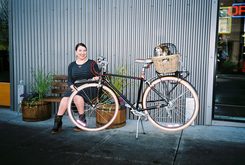 PDX LADIES SHARE THEIR BIKE STYLE, STORIES & TIPS FOR NEW RIDERS
