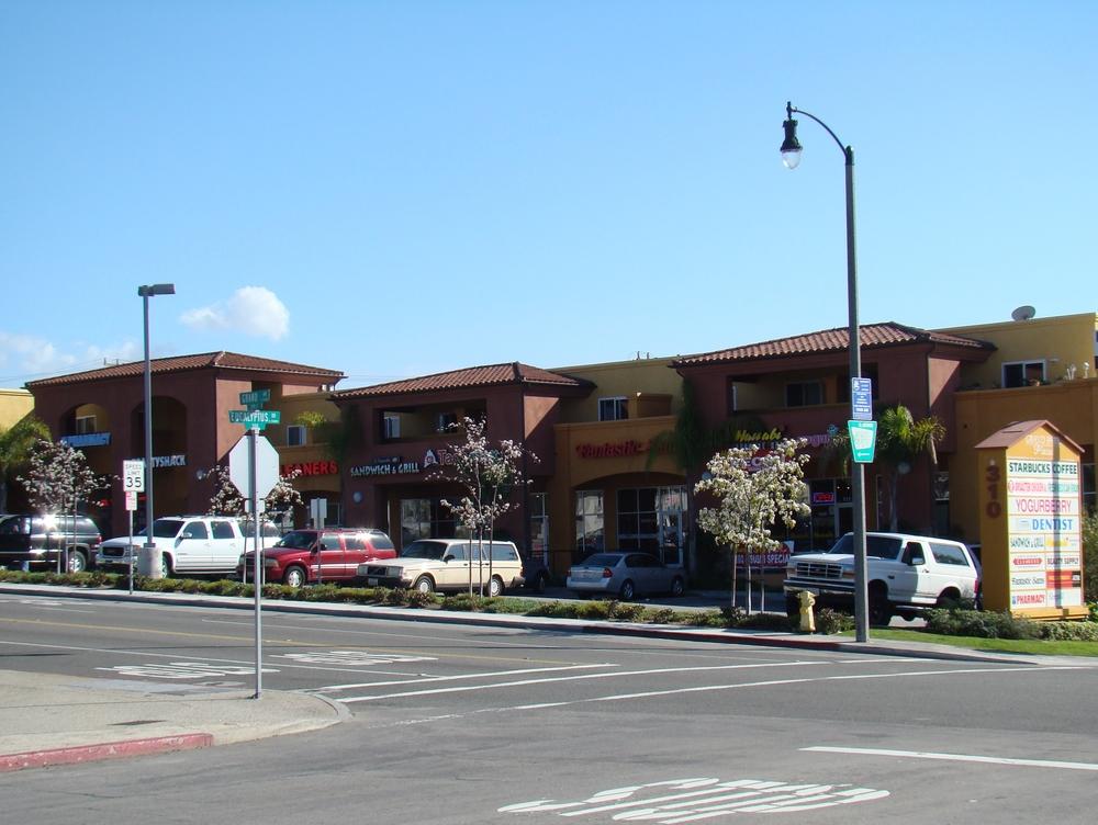 Grand Park Plaza, El Segundo