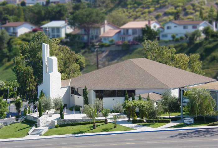 Peninsula Community Church, Palos Verdes